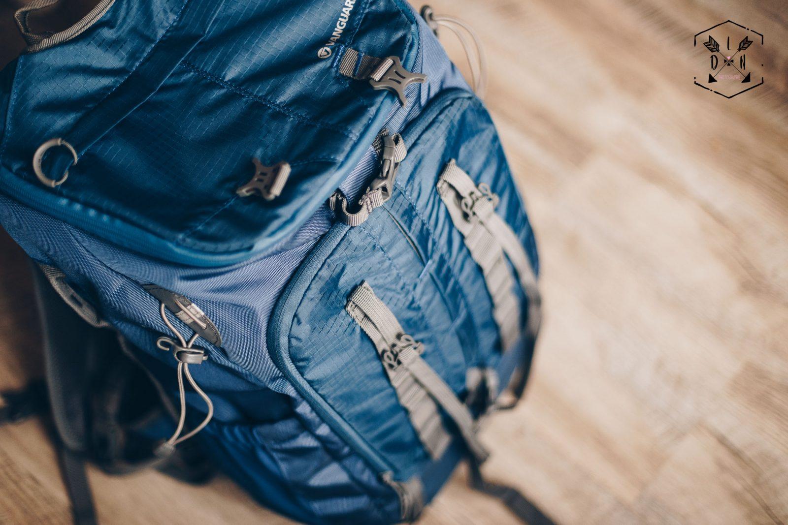 sac photo Sedona 51 vanguard, matériel photo pour voyage, sac photo randonnée et ville, L'oeil de Noémie blogueuse photo et voyage