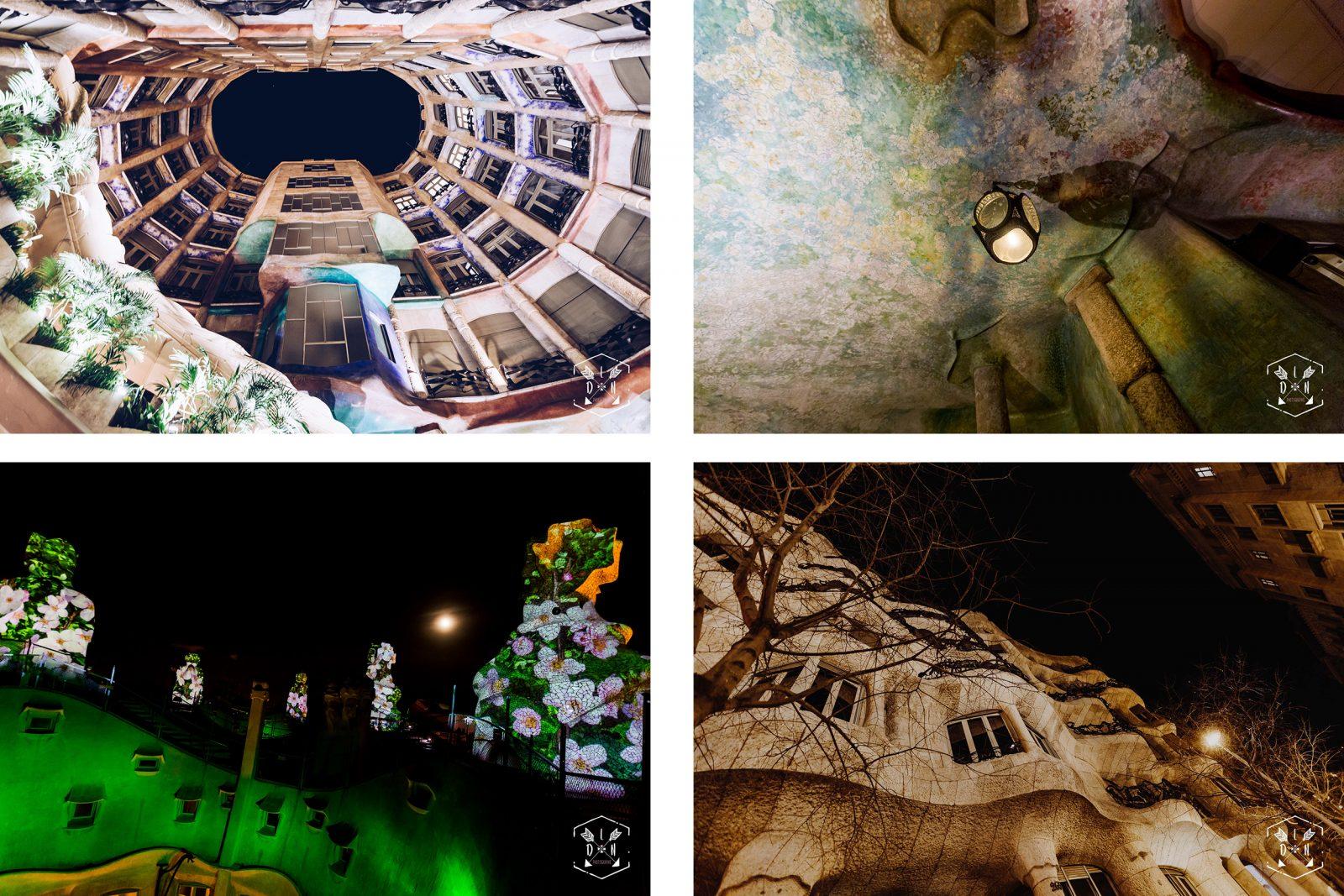 Citytrip Barcelona, photo Espagne, ville de Barcelone, travel blog, blogueuse voyage, la Pedrera, Gaudí, L'oeil de Noémie photographe lifestyle urban style à Barcelone en Espagne