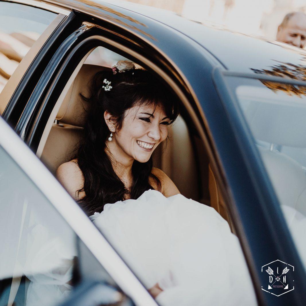 belle photo de robe de mariée, L'oeil de Noémie élue meilleure photographe de mariage en Auvergne, en France
