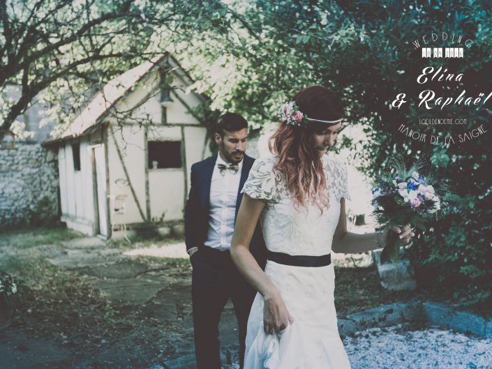 photo mariage hippie chic, art wedding photographer auvergne, L'oeil de Noémie photographe mariage clermont-ferrand