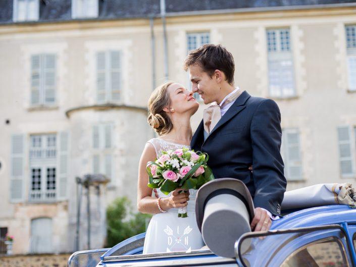 Photographe de mariage chic, belles photos de mariage, mariage sancerre, L'oeil de Noémie photographe de mariage à Clermont-Ferrand, en Auvergne