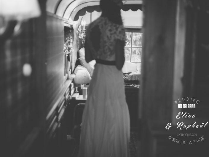 photo préparatifs de la mariée, par L'oeil de Noémie, photographe mariage Clermont-Ferrand en Auvergne