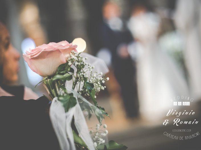 photo mariage église de vichy, par L'oeil de Noémie photographe de mariage à Vichy en Auvergne et partout en France