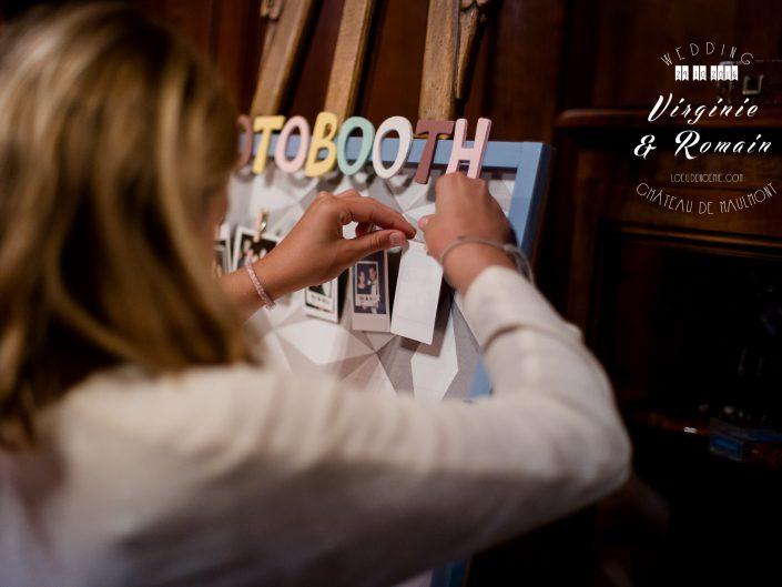 photo artistique de mariage, château de maulmont, par L'oeil de Noémie photographe de mariage à Vichy en Auvergne et partout en France