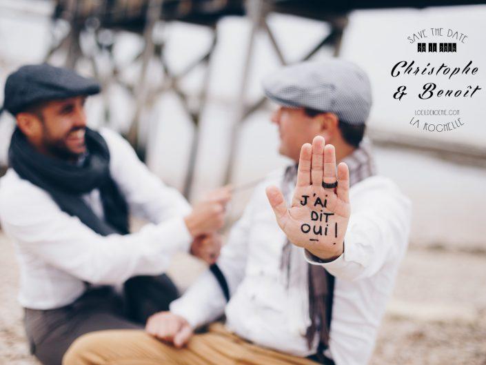 amour, true love, l'amour n'a pas de sexe, mariage pour tous, séance photo engagement à la Rochelle, par L'oeil de Noémie photographe de mariage à La Rochelle et partout en France