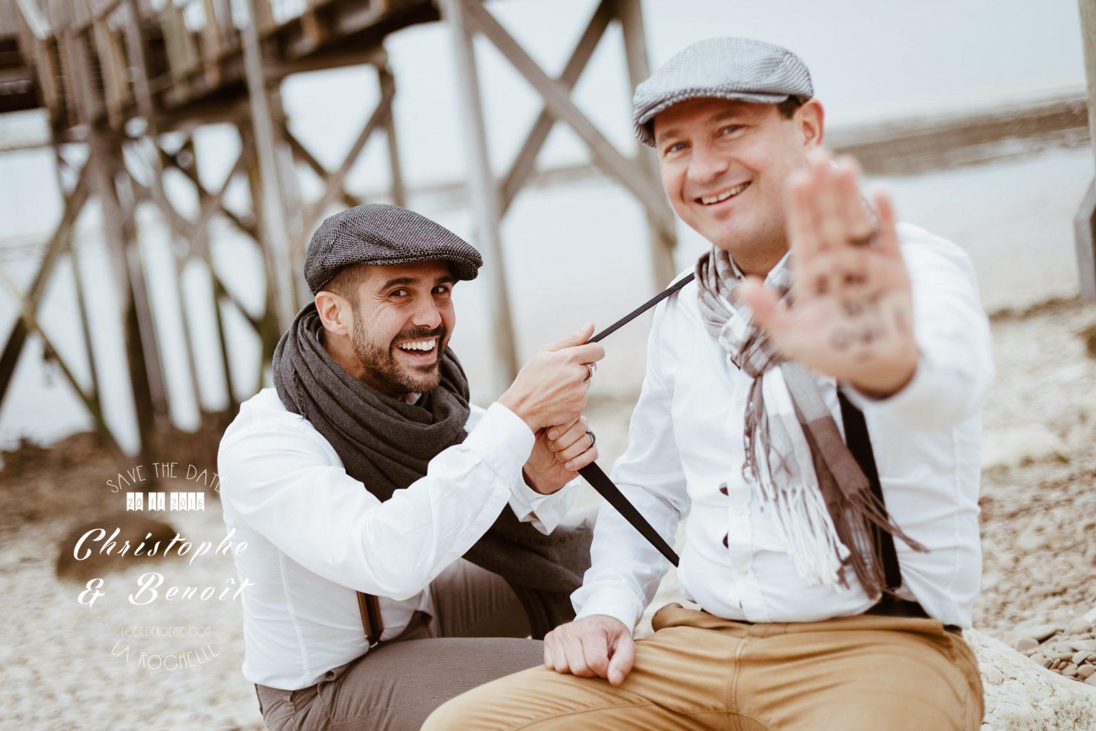 same sex mariage, L'oeil de Noémie photographe de mariage pour tous à la Rochelle, en Auvergne, et partout en France