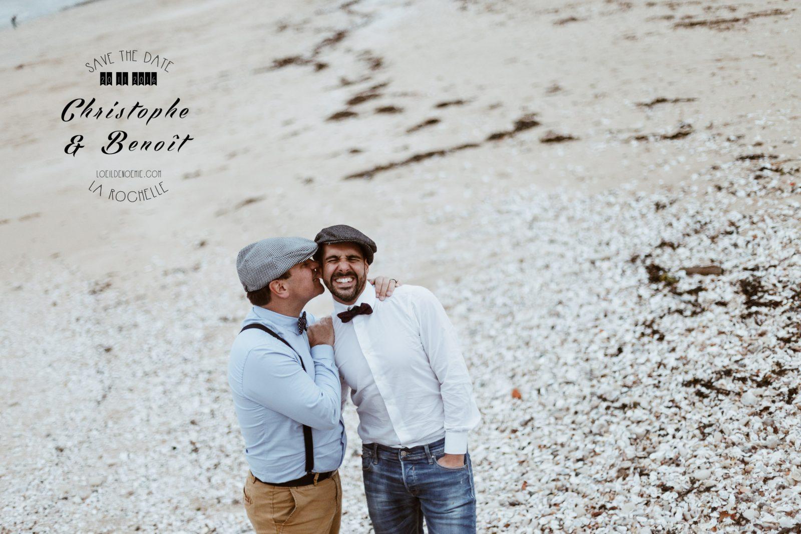 L'amour n'a pas de sexe, couple homosexuel, true love, L'oeil de Noémie photographe mariage Bordeaux et La Rochelle, et partout en Europe