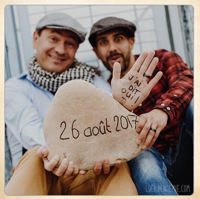 Wedding Story : Christophe & Benoît