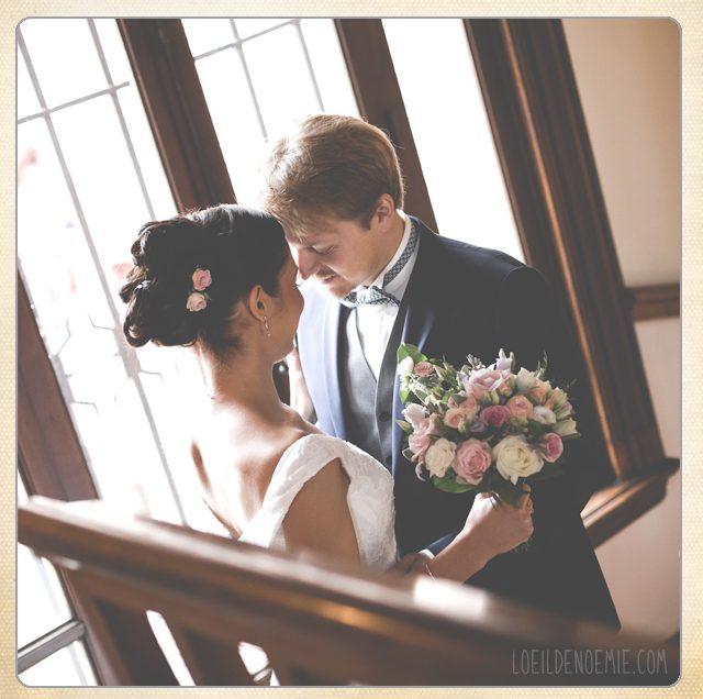 Wedding Story : Virginie & Romain