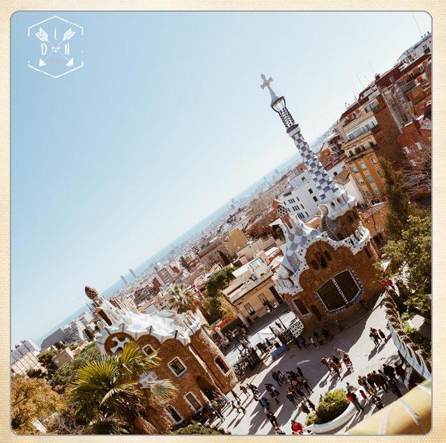 Parenthèse * Citytrip Barcelona *