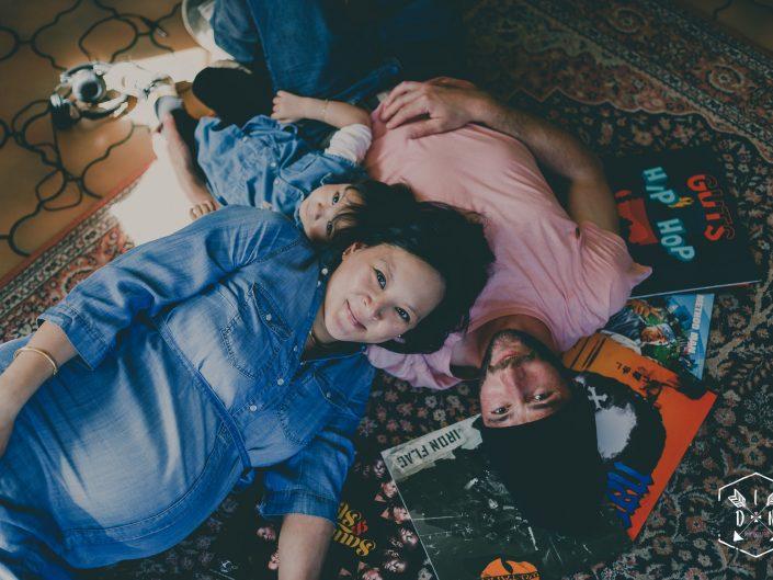 belle photo de grossesse moderne, L'oeil de Noémie photographe lifestyle et reportage à Vichy en Auvergne