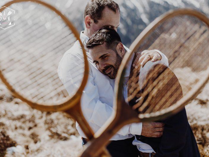 belle photo originale de couple, mariage pour tous, L'oeil de Noémie élue meilleur photographe de mariage en France, Auvergne