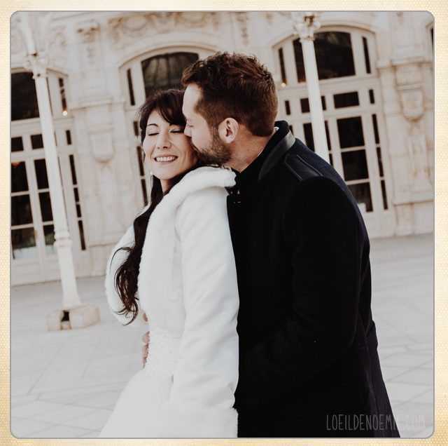 Wedding Story : Julie & JB