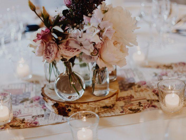 décoration de table mariage, wedding details, L'oeil de Noémie reportage photo mariage, Château de Saulnat, Puy de Dôme