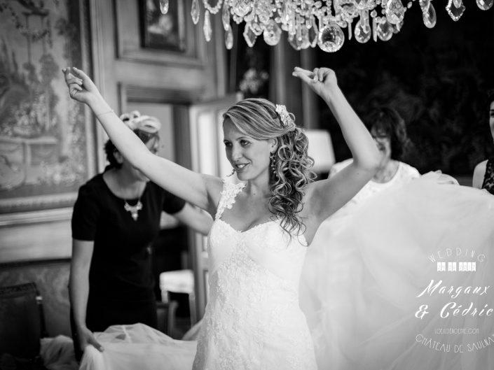 photo préparatifs mariage Auvergne, L'oeil de Noémie meilleur photographe de mariage en Auvergne
