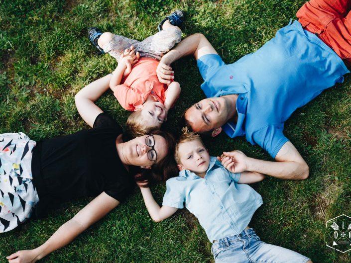 petits bonheurs en famille