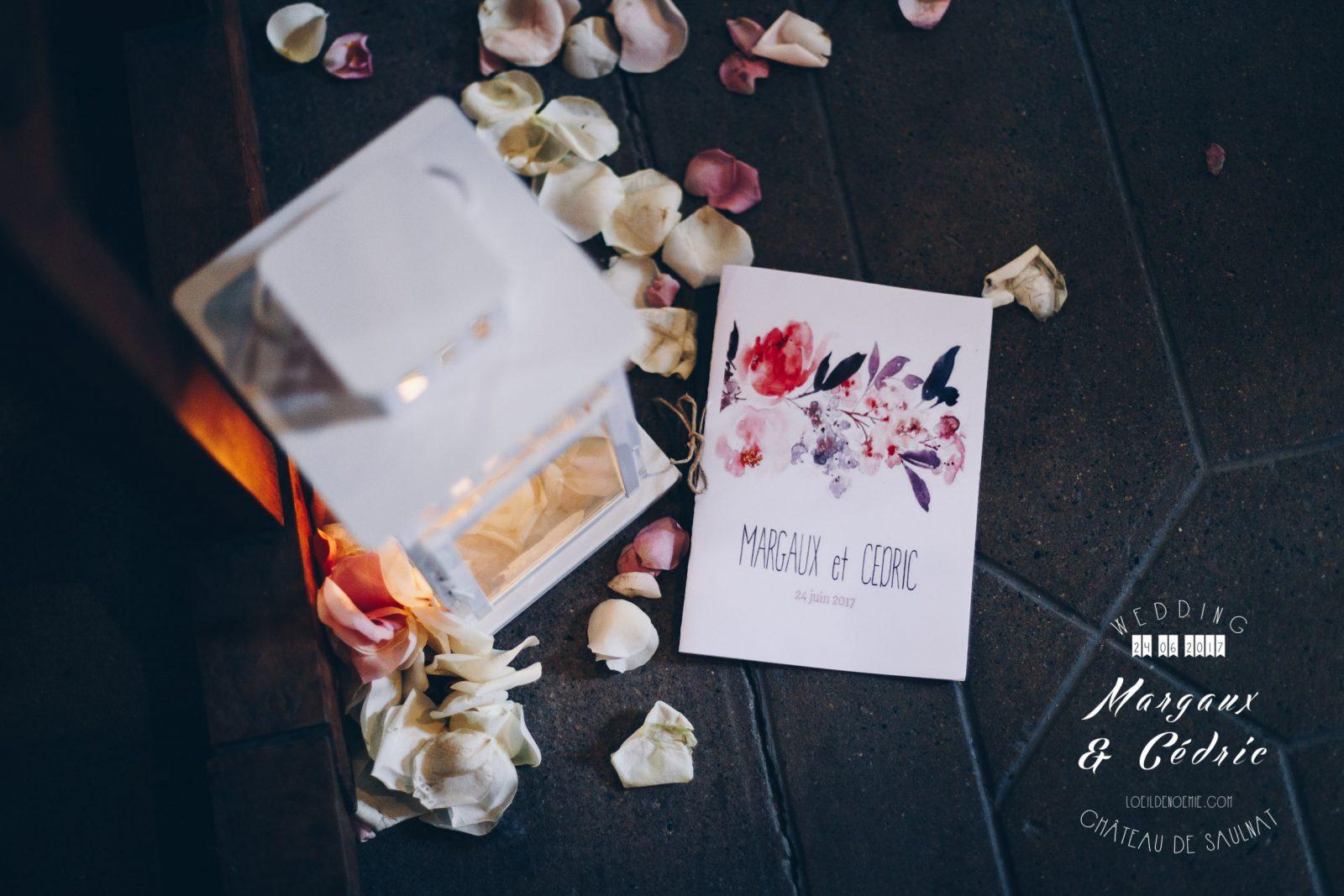 réussir son mariage, mariage chic et gourmand, décoration et détails chics de mariage, belle photo soirée de mariage, L'oeil de Noémie meilleur photographe de mariage en Auvergne