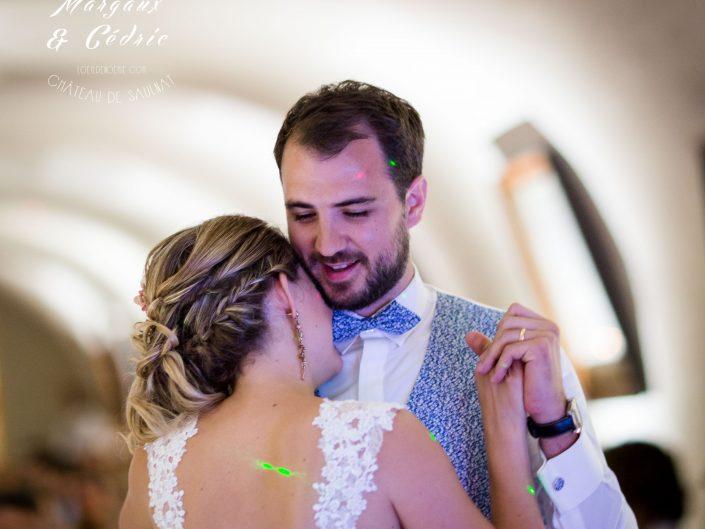 mariage chic et gourmand, photo soirée de mariage, L'oeil de Noémie meilleur photographe de mariage en Auvergne