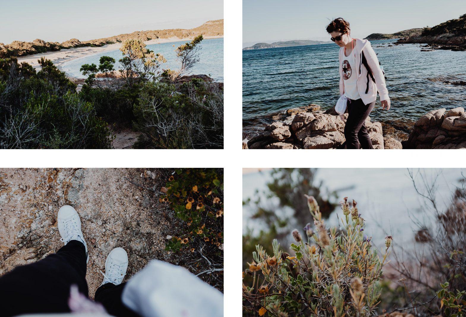 Photos & bonnes adresses Corse du Sud. Plage de Rondinara, par L'oeil de Noémie, photographe et blogueuse voyage. Belle photo de Corse du Sud.