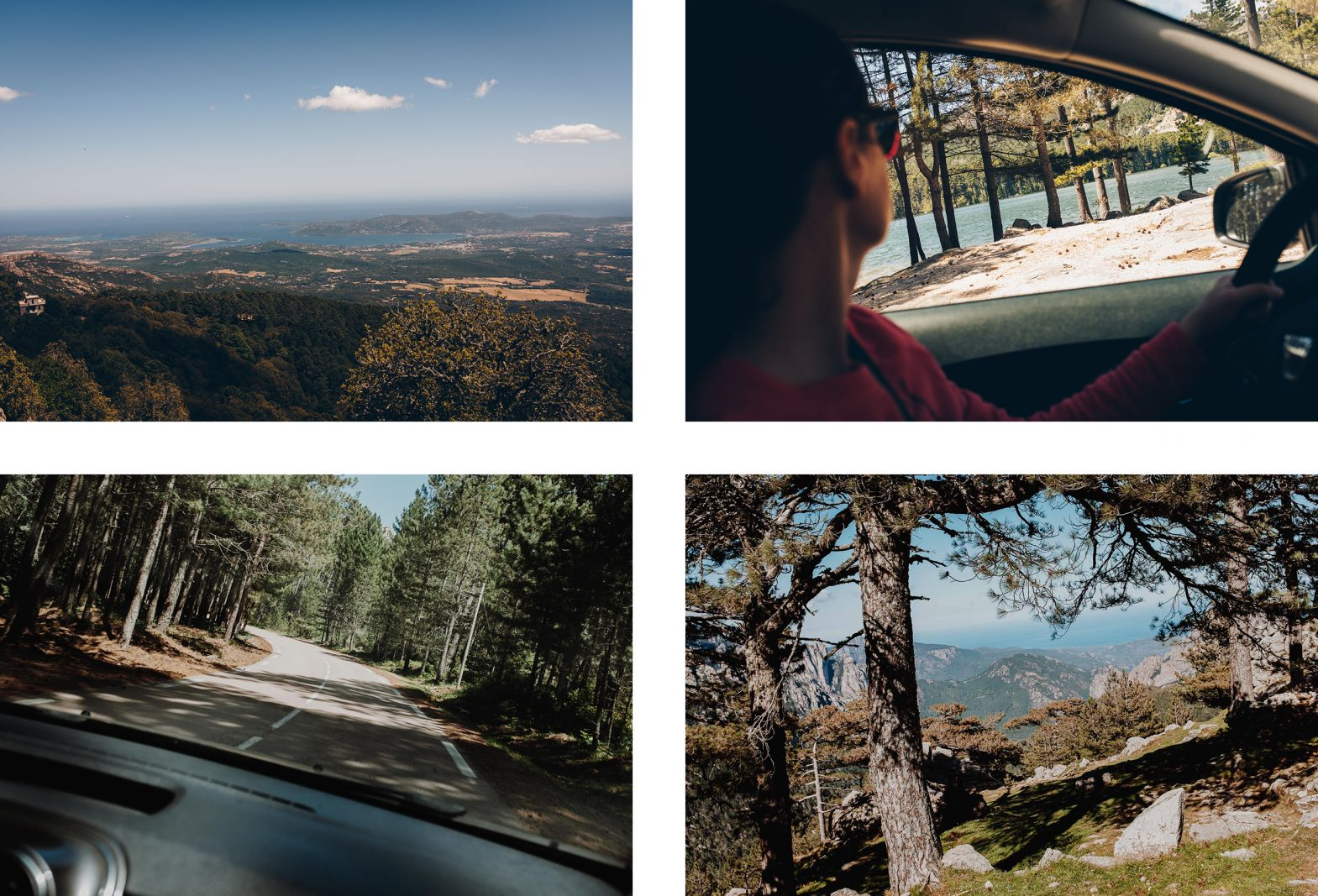 Photos & bonnes adresses Corse du Sud. Road Trip vers les Aiguilles de Bavella. L'oeil de Noémie, photographe et blogueuse voyage. Belle photo de Corse.
