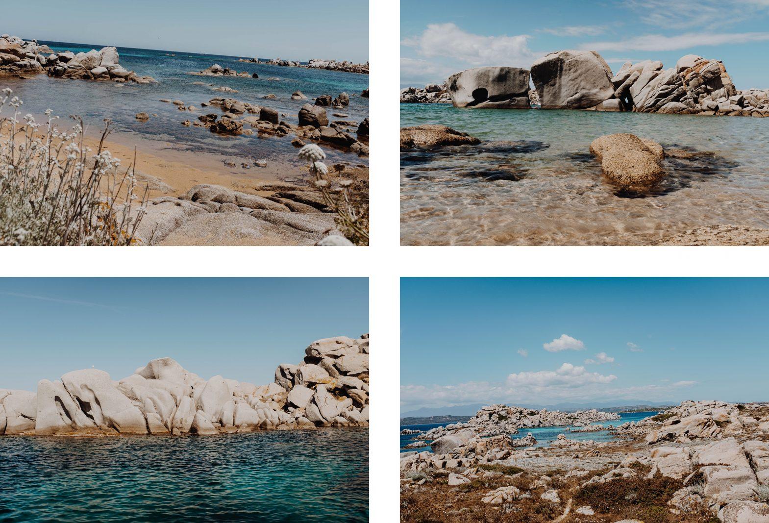 Photos & bonnes adresses Corse du Sud. Îles Lavezzi, belle photo des îles Lavezzi, mer turquoise. L'oeil de Noémie, photographe et blogueuse voyage.