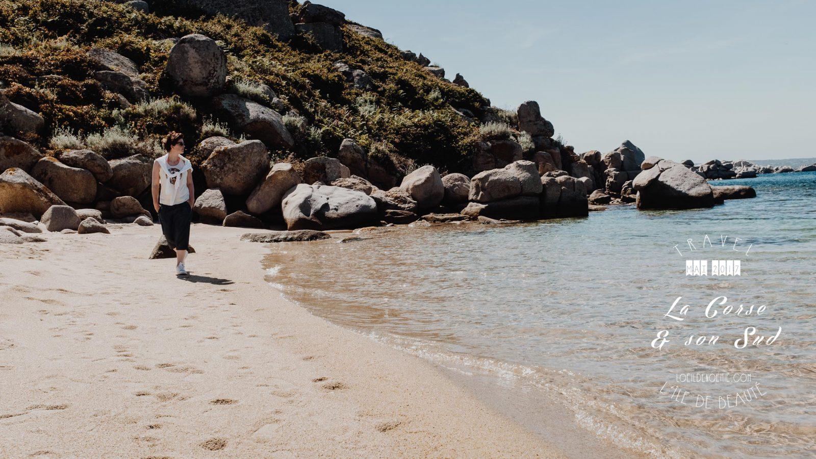 Îles Lavezzi, belle photo des îles Lavezzi, mer turquoise. L'oeil de Noémie, photographe et blogueuse voyage.
