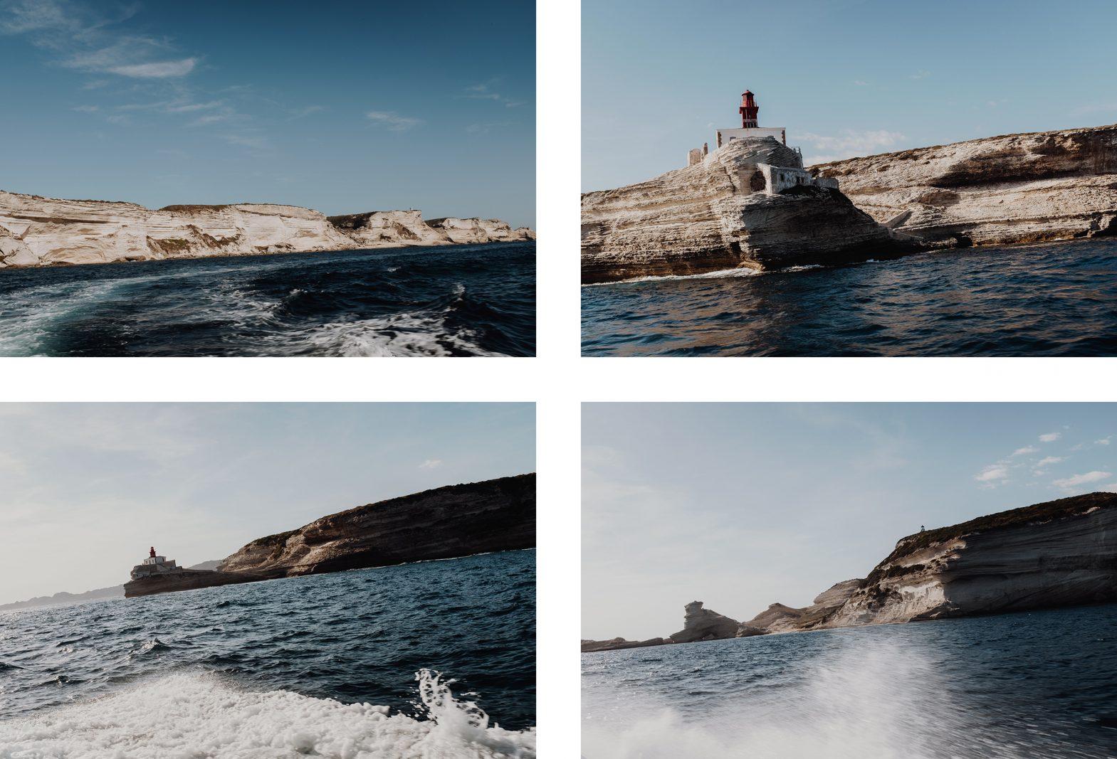 Balade en mer avec la Société des promenades en mer de Bonifacio. Îles Lavezzi, L'oeil de Noémie photographe et blogueuse voyage en Corse