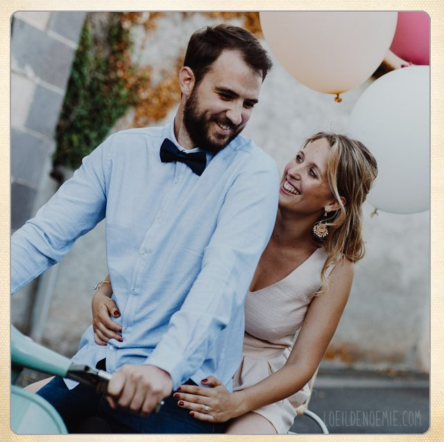 Wedding Story : Margaux & Cédric