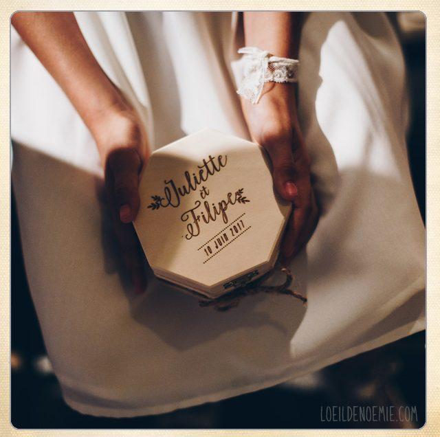 Wedding Story : Juliette & Filipe