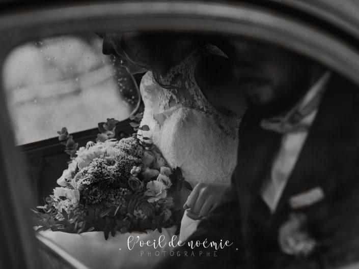 Beau reportage photos de mariage, Domaine de Rochefort, Puy de Dôme, par L'œil de Noémie élue meilleur photographe de mariage
