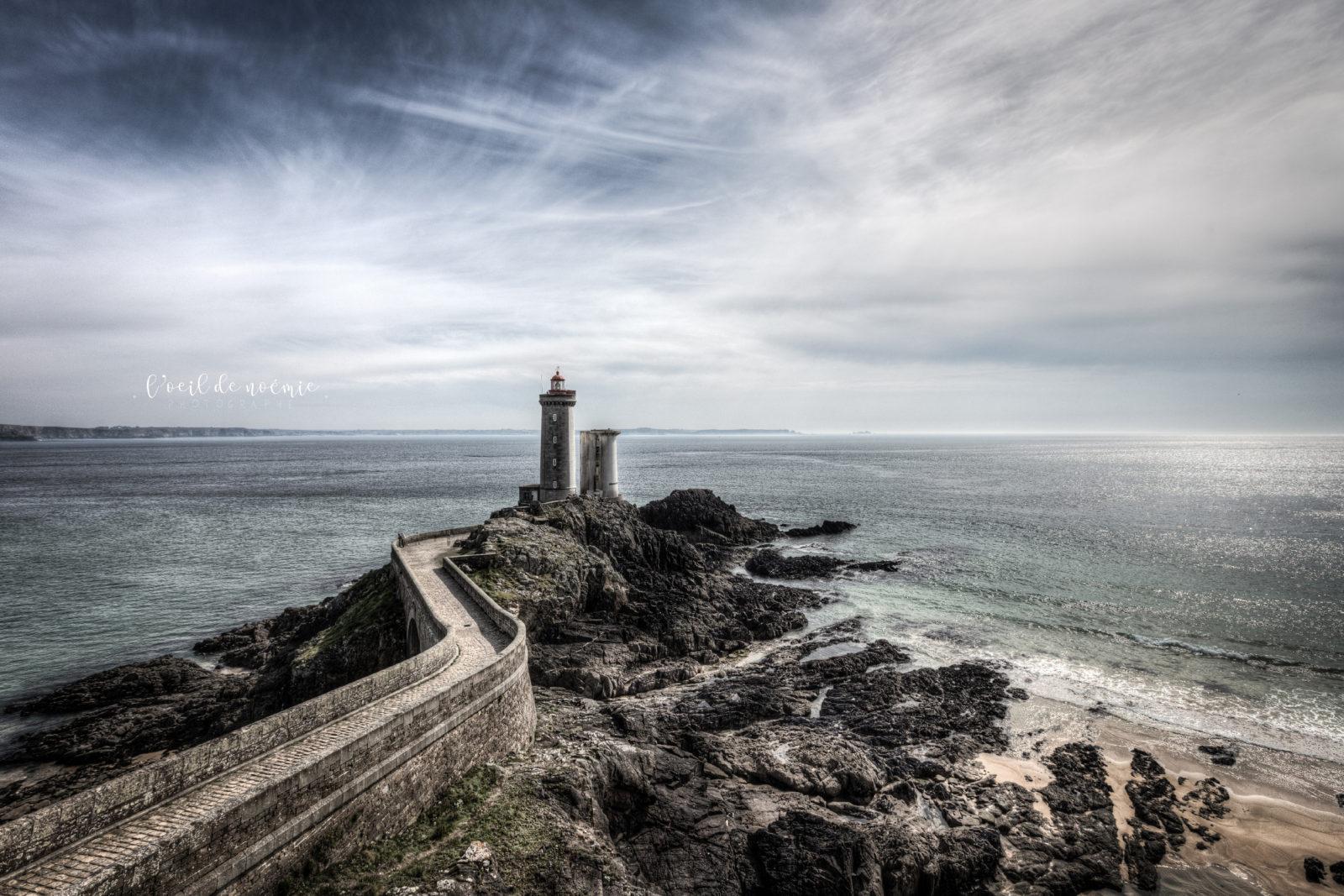 photographe mariage Brest, Bretagne, vue sur mer, Phare du petit Minou, par L'oeil de Noémie