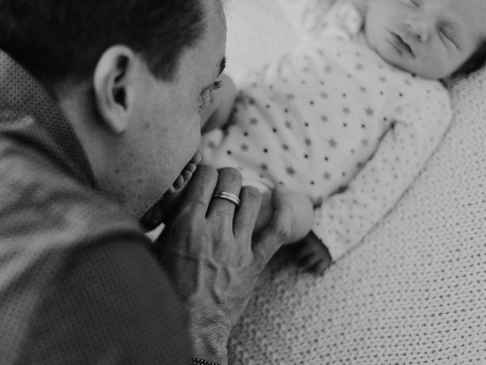 top idée photo de naissance originale, par L'oeil de Noémie photographe à Clermont-Ferrand en Auvergne