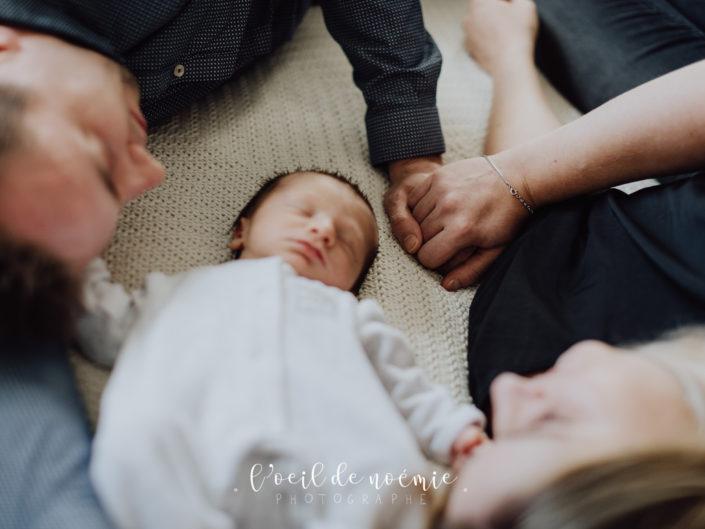top idée photo de naissance originale, par L'œil de Noémie photographe à Clermont-Ferrand en Auvergne