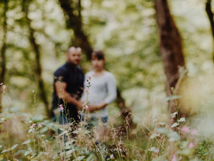photo grossesse nature Auvergne, photo de grossesse moderne et originale, L'oeil de Noémie photographe à Vichy en Auvergne