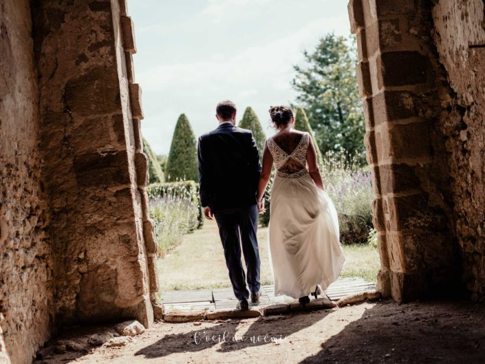 Mariage au Château des Vieux Melays