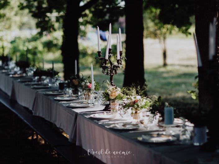mariage cool au coeur des vignes