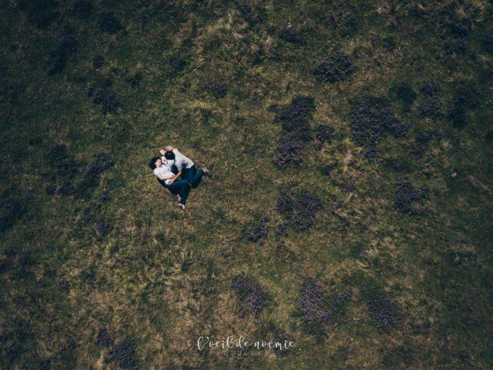 photos de grossesse puy de dôme, belle photo de grossesse nature, l'oeil de noémie photographe clermont-ferrand
