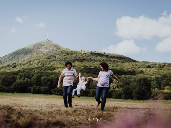Photos de grossesse Puy de Dôme