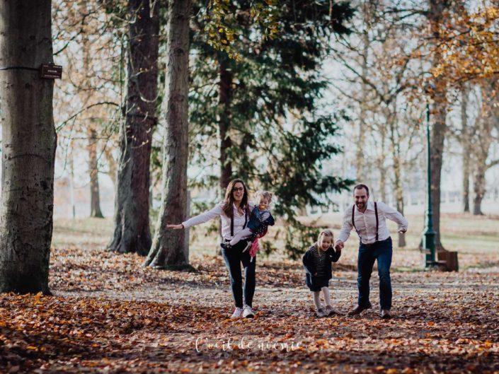 Faire une séance photos en famille
