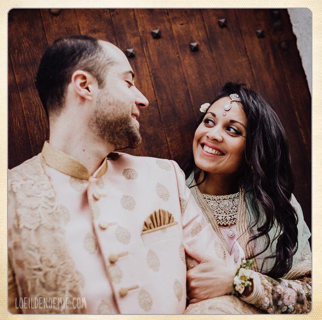Wedding Story : Emmanuelle & J-E