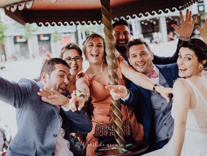faire de son mariage une vraie fête, reportage photos de mariage stylé et moderne, par L'oeil de Noémie, destination wedding photographer