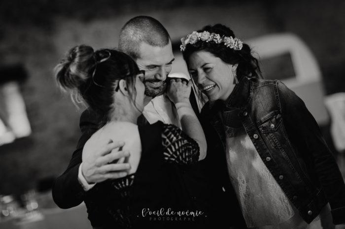 inspiration mariage combi converse, L'oeil de Noémie reporter photographe mariage Clermont-Ferrand Auvergne