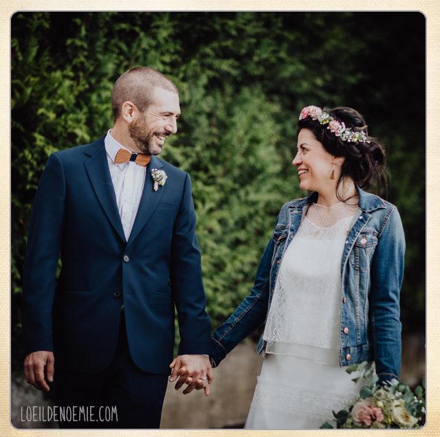 Wedding Story : Adeline & Sébastien