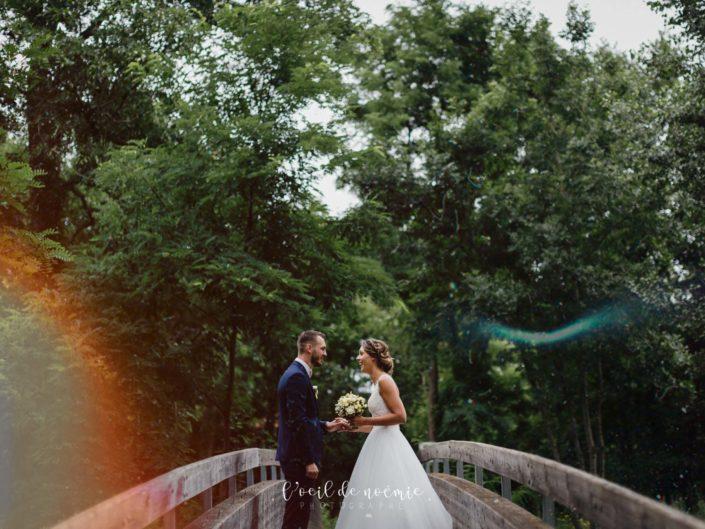Inspiration mariage chic et DIY au Domaine de la Tour de Rochefort