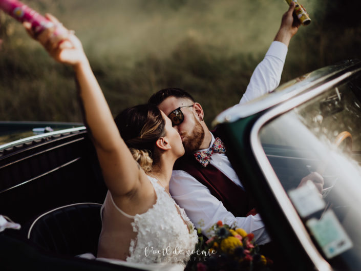 Un mariage Franco-Portugais vintage et cool