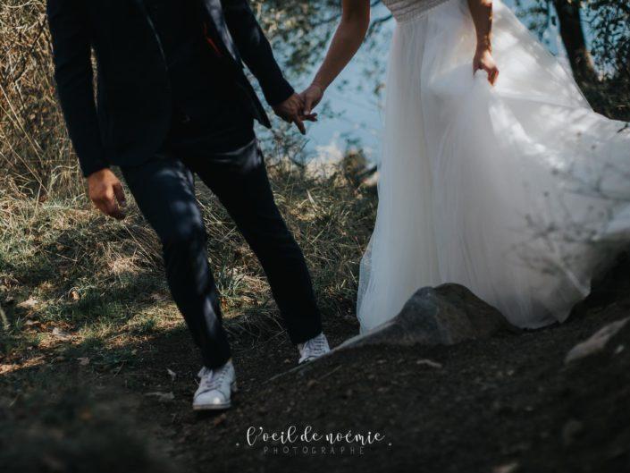 L'oeil de Noémie, photographe mariage Clermont-Ferrand, en Auvergne.