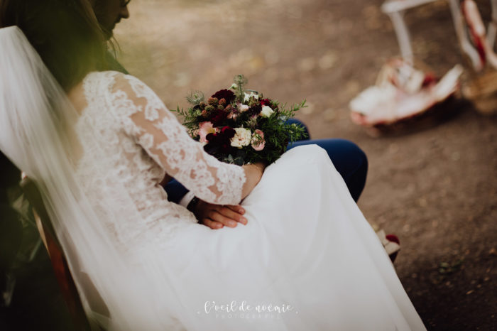 blog inspiration mariage rétro bohème, L'oeil de Noémie meilleur photographe mariage Clermont-Ferrand Auvergne Rhones Alpes