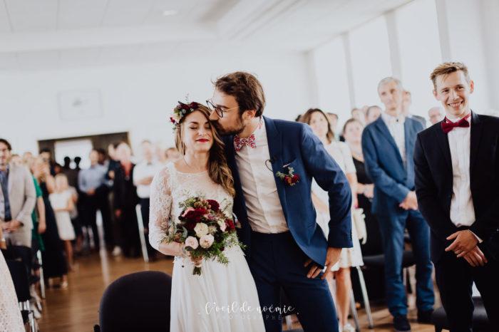 la recette d'un mariage réussi, l'oeil de Noémie meilleur photographe mariage Clermont-Ferrand Auvergne