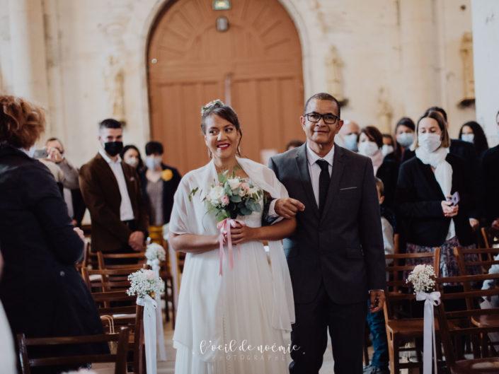 inspiration mariage champêtre Auvergne Rhône Alpes, L'oeil de Noémie meilleur photographe mariage Vichy