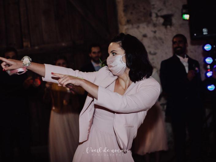 mariage et covid en France